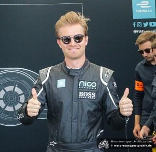Ex-Formel-1-Weltmeister Nico Rosberg steigt als Teilhaber in die Formel E ein