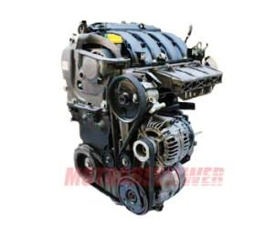 Renault K4M 16L Engine specs, problems, reliability, oil
