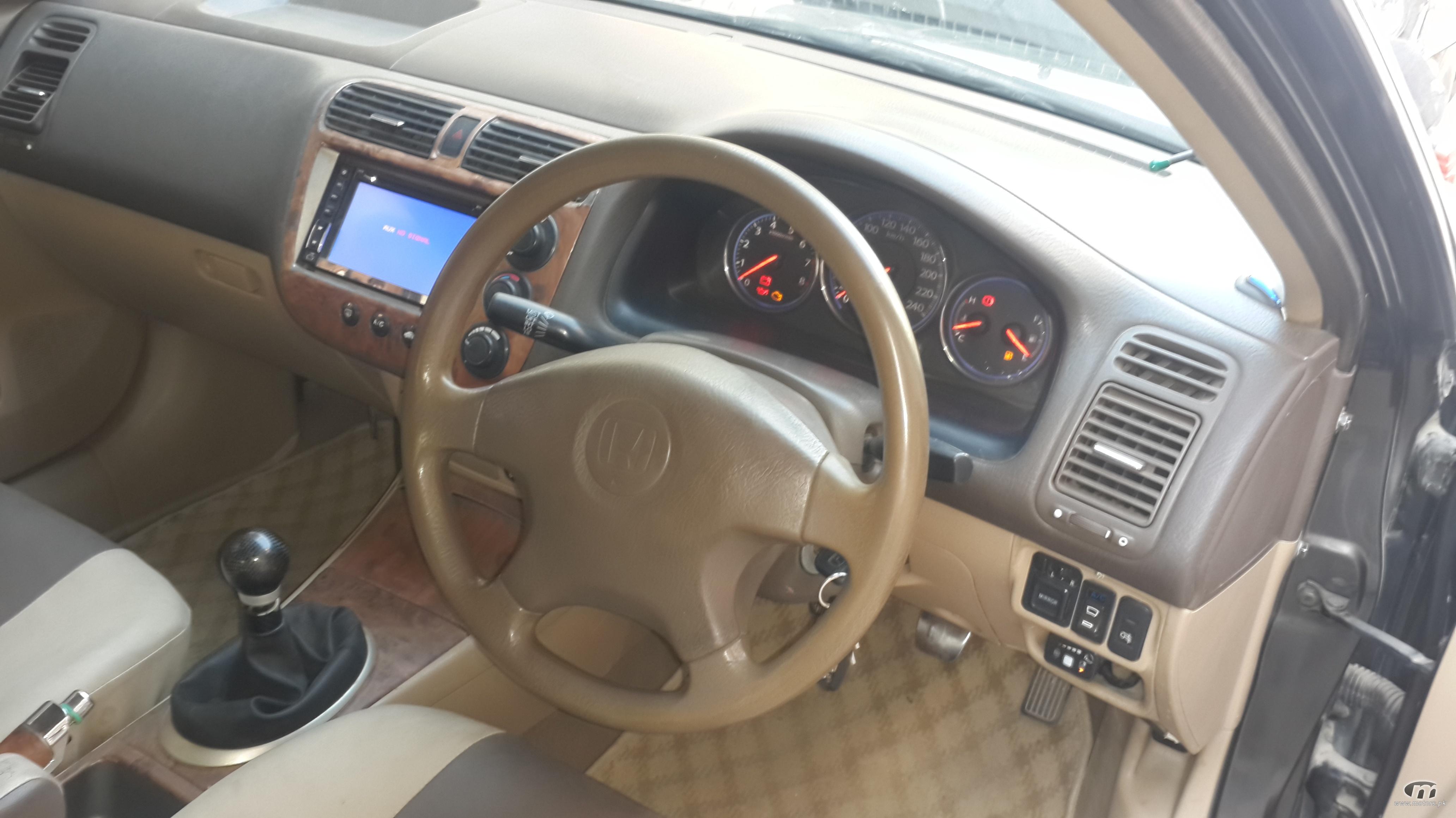 Used Honda Civic 2004 For Sale In Karachi Ad 7980 Motors Pk