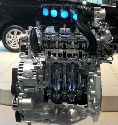 Nissan (Ниссан) MR20DD: фото двигателя