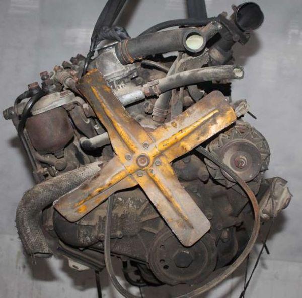 Isuzu (Исузу) C240: фото двигателя