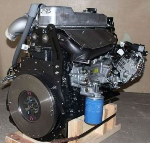 Hyundai (Хендай) D4DC: фото двигателя