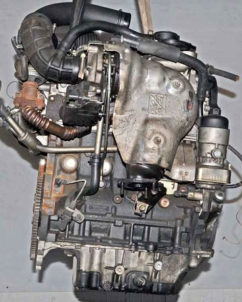 Daewoo (Дэу) Z20S1: фото двигателя
