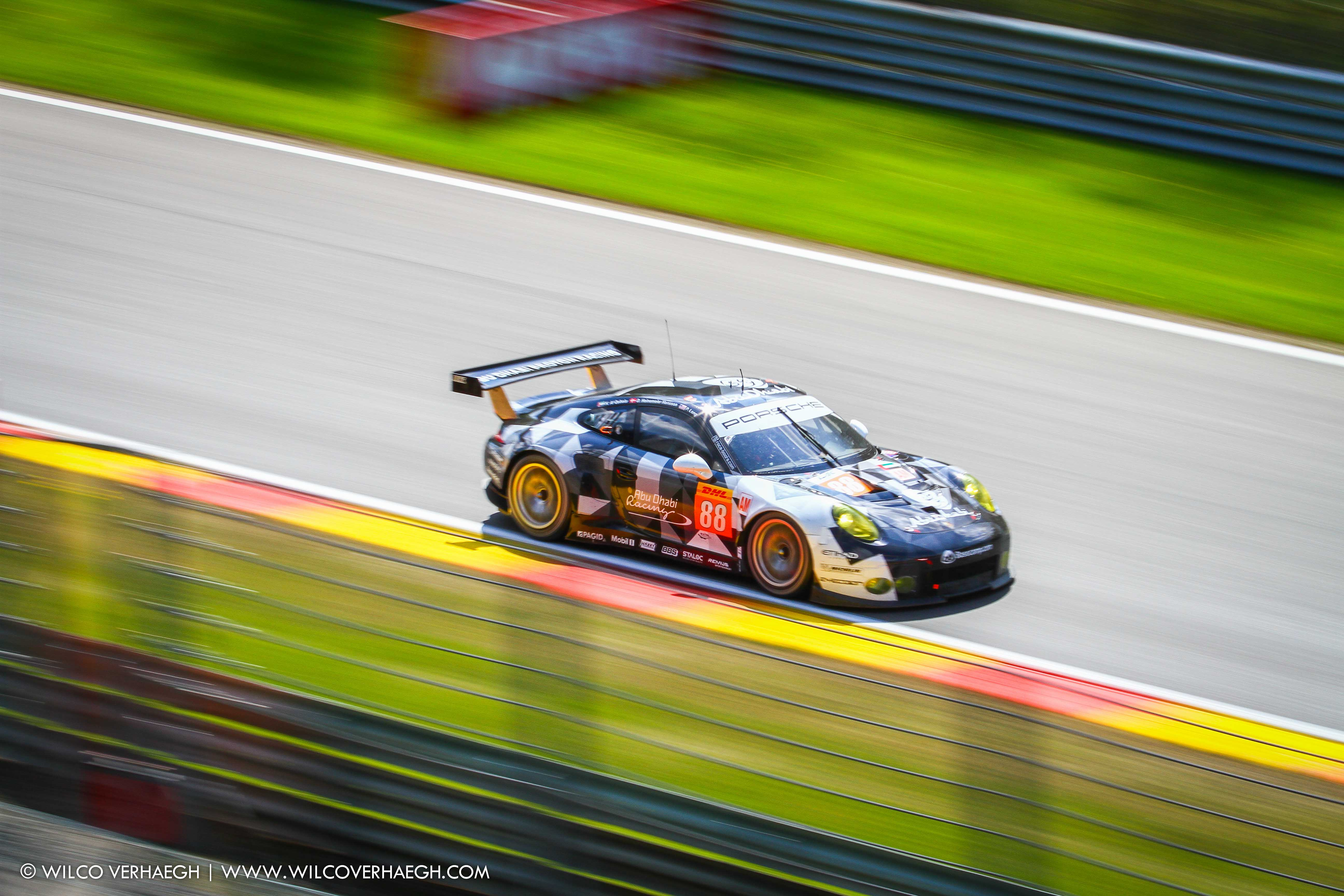 FIA WEC 6 Hours of Spa-Francorchamps 2016