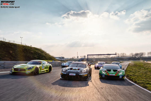 The GT Masters will start the new season on the weekend