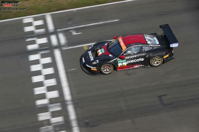 # 1 - Herberth Motorsport - Thomas Preining / Robert Renauer - Porsche 911 GT3 R