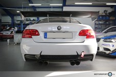 Light Rear Wing for M3 E92