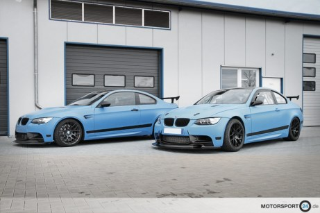 BMW M3 E92 Tuning Carbon Teile