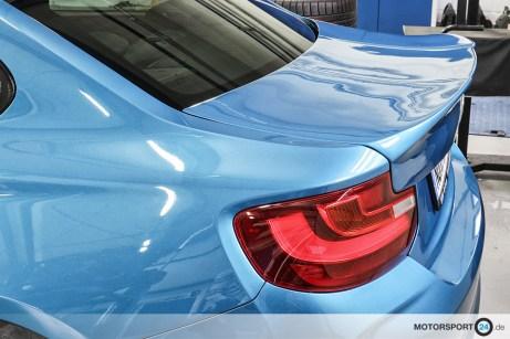 BMW M2 F87 Trunk Lid Heckklappe