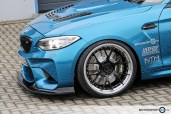 BMW M2 F87 GT Lip / GTR Bonnet
