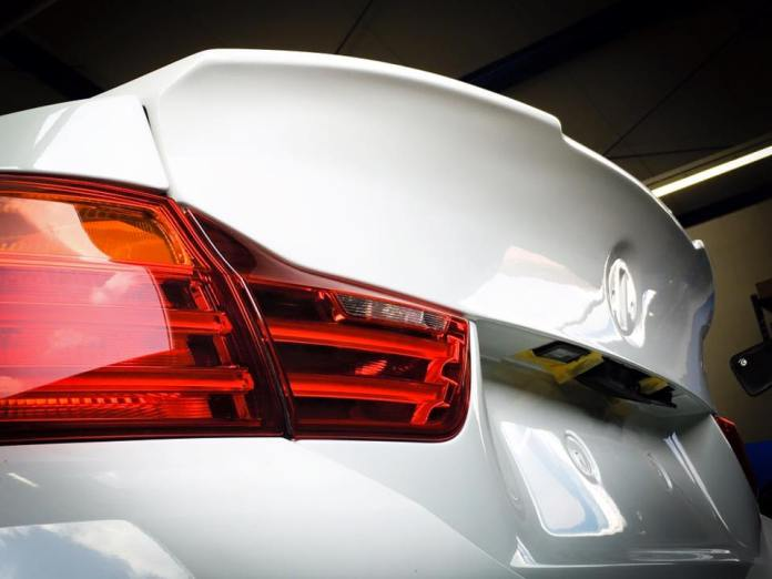 Carbon Heckklappe BMW M4 F82