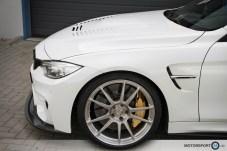 BMW M4 F82 Tuning Motorhauben und Felgen