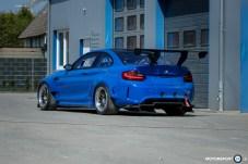 BMW M2 GTR Breitbau