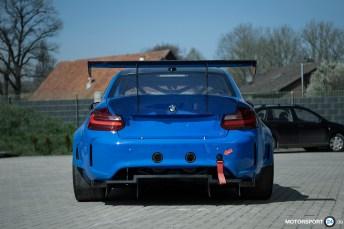 BMW M2 GTR Carbon Body Kit