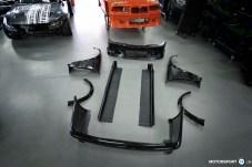 BMW E36 DTM Bodykit Carbon