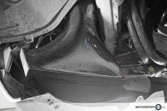 Ansaugung mit Filter für BMW S54 Carbon Airbox Clubsport