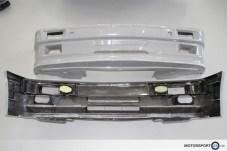 M3 E30 DTM Stoßstange vorne
