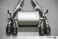 BMW M4 F82 Remus Exhaust System