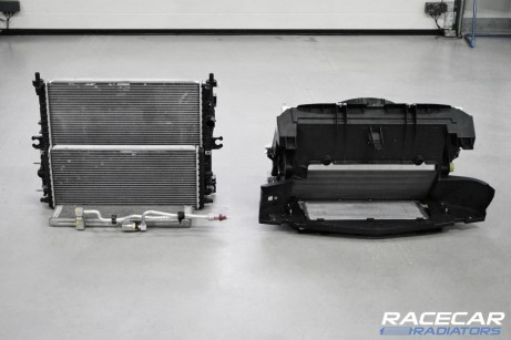 High Performance Race Coolers Corvette C7 Z06