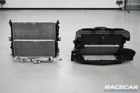 High Performance Race Coolers Corvette C7 Z06