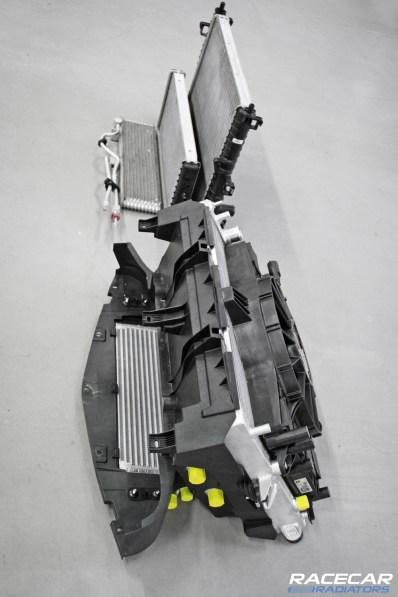 Rennsport Kühler Paket Corvette C7 Z06