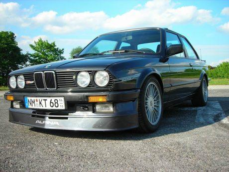 BMW E30 Alpina C2 Nummer 101