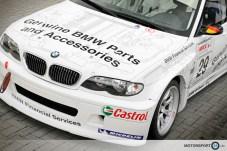 BMW E46 320i WTCC ETCC