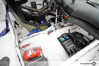 BMW ETCC 320i WTCC Interieur