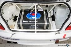 BMW 320i ETCC WTCC Tank