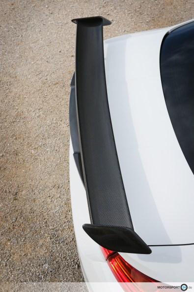 BMW M4 Tuning Heckflügel Carbon