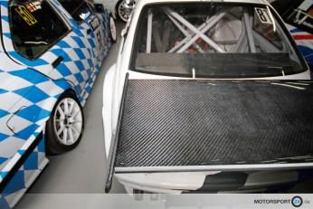 BMW M3 E46 Gruppe H Heckflügel Carbon