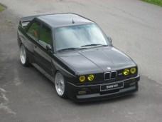 M3 E30 schwarz