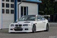 BMW E46 GTR M3 Flossmann Bodykit