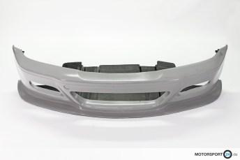 Carbon GTR Front Bumper BMW M3 E46