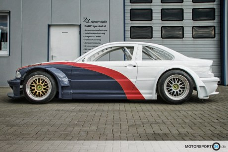 BMW M3 GTR Bodykit Replica