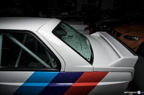 CFK Rear Window Frame BMW E30 M3