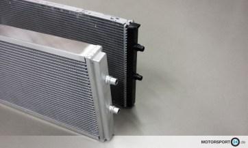 S55 Kühlmittelkühler Niedertemperaturkühler Race BMW M4