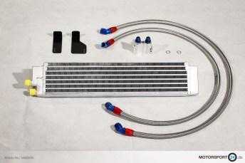 BMW M4 Getriebeölkühler Race