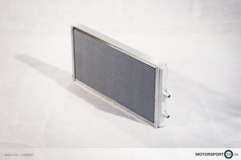 Rennsport Kühler BMW M4 Niedertemperatur Kühler