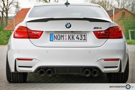 Carbon Auspuff Remus BMW M4
