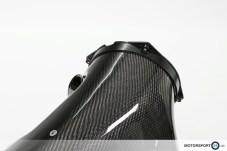 Anschluss Ring BMW M3 CSL Airbox für Drosselklappe