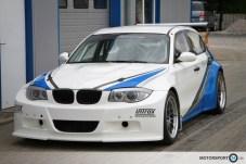 Rennfahrzeug zu verkaufen BMW E87 GTR