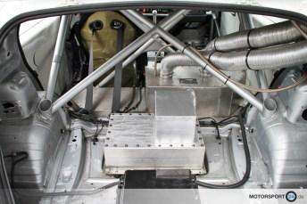 BMW E87 GTR Interieur