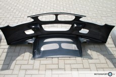 Front Bumper BMW Z4 E86 GTR Body Kit