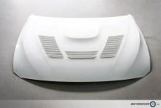 BMW M4 Motorhaube GTR neu unlackiert