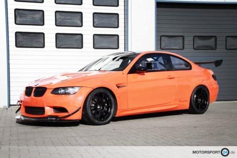 Carbon Gurney Flaps BMW M3 E92