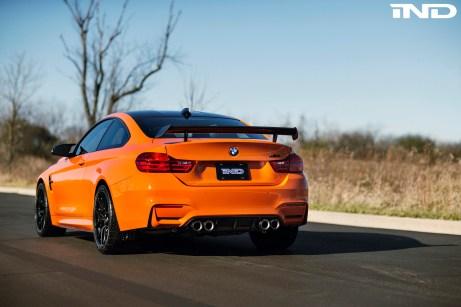 Carbon Heckspoiler BMW M4