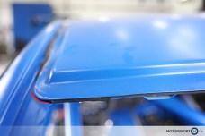 Leichtes GFK Dach für BMW E90 Limo