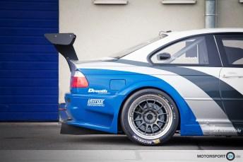 Carbon Universal Rear Diffuser BMW M