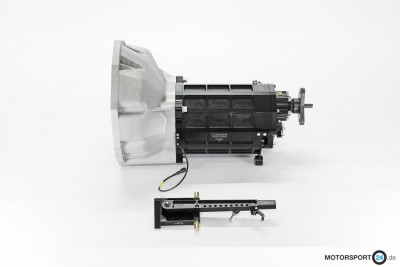 Tractive BMW M3 Sequentielles Getriebe
